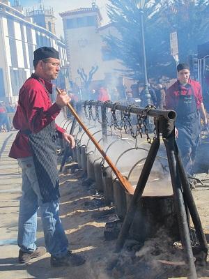 Els cuiners són gent del poble. / © Gg