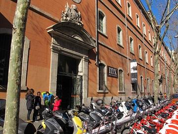El museu és al Born, l'antic barri dels gremis d'artesans. / © Gg