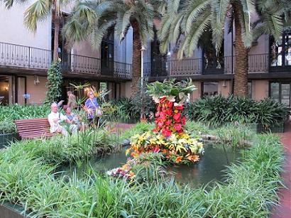 Al mig de Barcelona hi ha jardins fantàstics! / © Gg