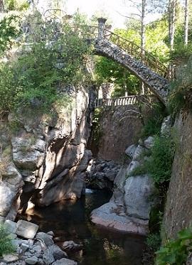 Pont de l'Arc Coix. /©Gg