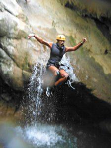 Adrenalina mesclada amb aigua. /© Gg