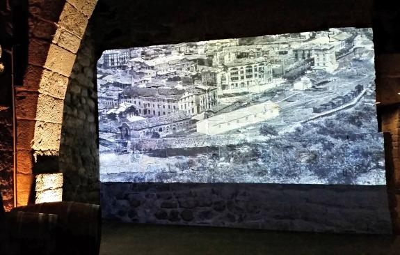 El riu Llobregat es va omplir de fàbriques i telers. De punta a punta. El Bages n'era ple. /© Gg