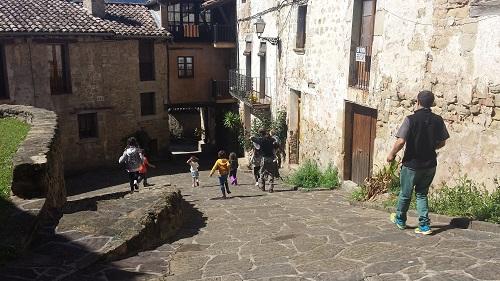 El Mallol és un poble antic que descobrim gràcies a les noves tecnologies. /© Tot en Família