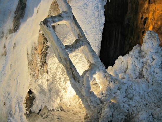 La mina Nieves és una de les més fondes del país /© Gg