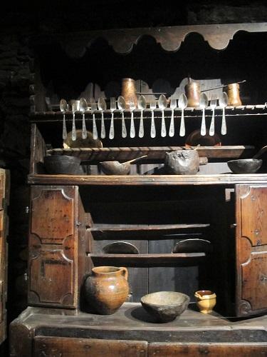 A les societats tradicionals pirinenques, les cases ho són tot /© Gg