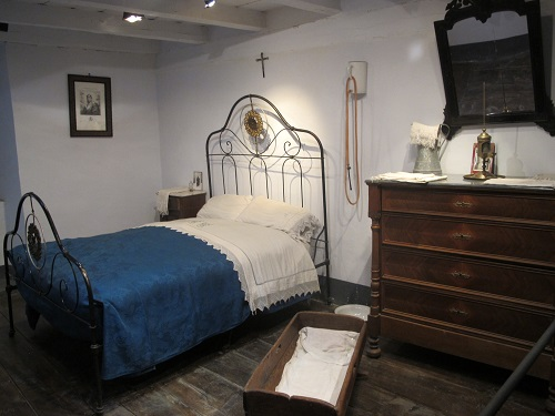 La col·lecció del museu prové de diverses cases d'Andorra /© Gg