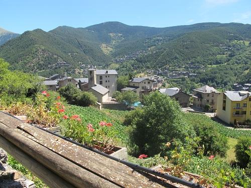 Sispony, a la parròquia de La Massana, té uns mil habitants /© Gg