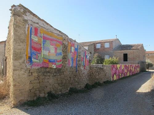 Els artistes venen de Catalunya, Espanya, França, Alemanya, Portugal, Anglaterra, Itàlia, Japó, els Estats Units... /© Gg