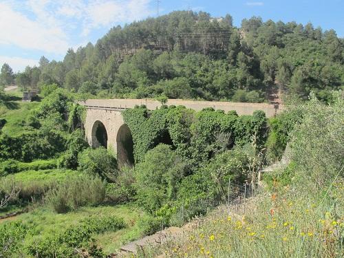 Aqüeductes com el de Conangle, el Vilar o Santa Maria són veritables monuments /© Gg