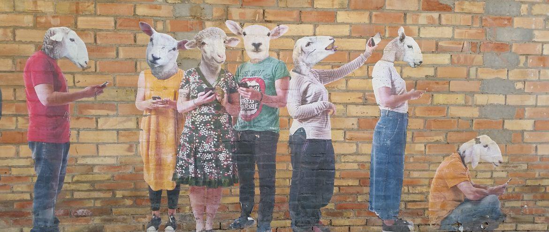 Penelles, el poble pintat