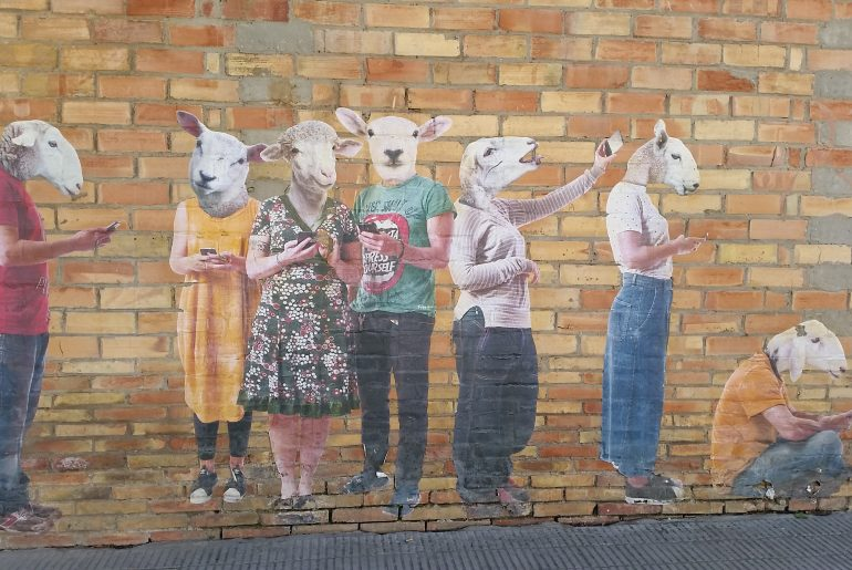 Street Art a Penelles