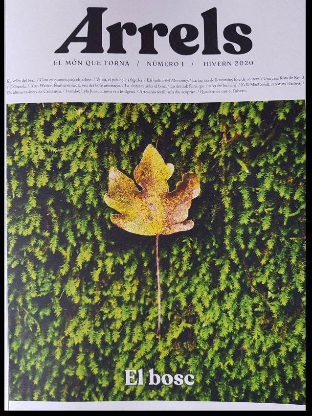 Revista Arrels, de la cooperativa SOM
